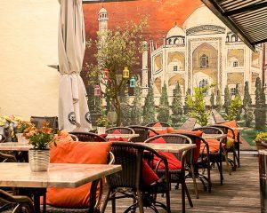 Gesellschaften Restaurant Namaste Krefeld