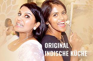 Original Indische Küche